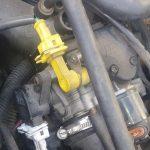 گرم کننده ی هوزینگ دریچه گاز
