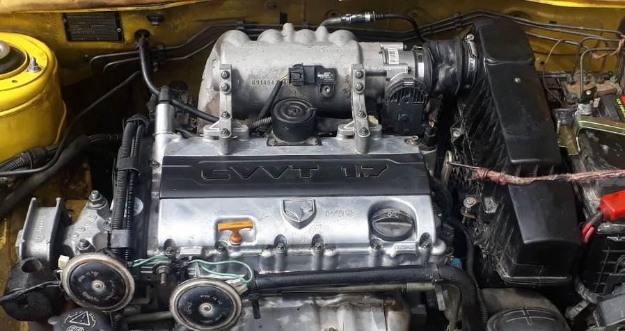 آشنایی با موتور EF7 یا همان موتور ملی – شاگرد شوفر