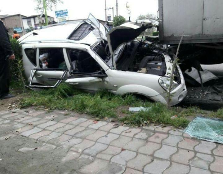 بعد از تصادف باید چه کارهایی انجام دهیم؟
