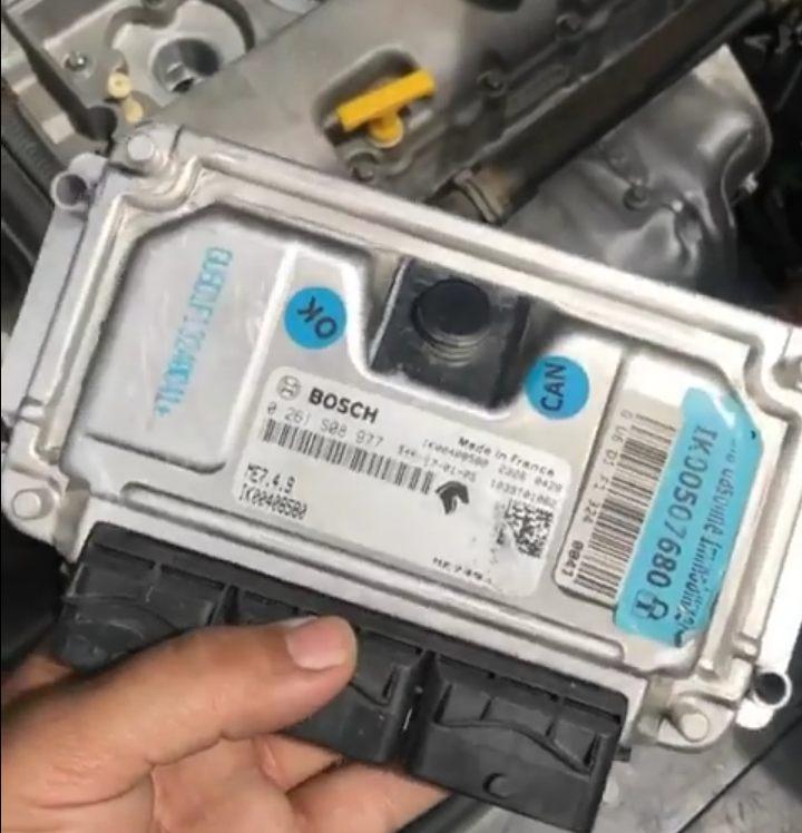 کامپیوتر خودرو ecu