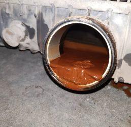 شستشوی رادیاتور خودرو با مواد مخصوص