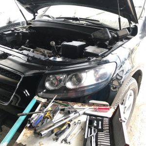 تنظیم موتور معاینه فنی