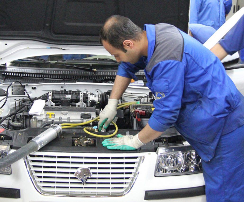علت ریپ زدن دنا و سمند موتور ملی EF7