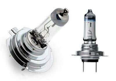 سوختن لامپ خودرو