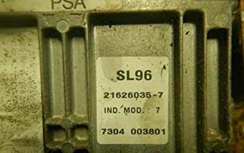 تنظیم سوخت ایسیو sl96
